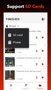 Free Video Downloader App For Android 3