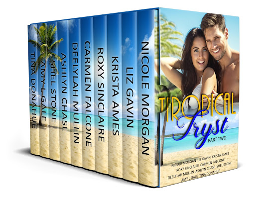 TROPICAL Tryst 2.0 available now #romance