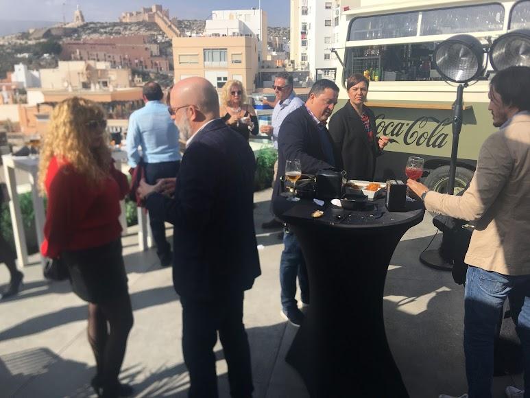 Fiesta de bienvenida de SER Empresarios