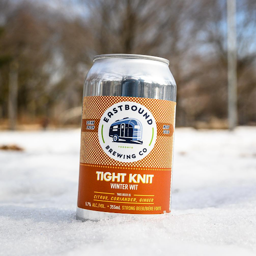 Eastbound Brewing - TIGHT KNIT BELGIAN WIT