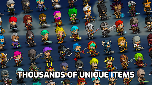 Auto Battles Online - PVP Arenas & Idle RPG 4.5 screenshots 2