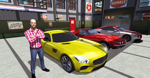 Grand Gangster City 3D screenshots 1