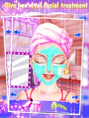Celebrity Makeup Salon - screenshot