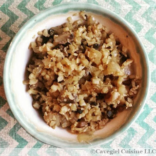 Dirty Cauliflower Rice Recipe