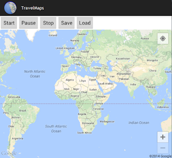 Travel map android apps on google play travel map screenshot thumbnail gumiabroncs Image collections