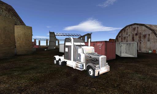 Heavy Truck Parking Simulator