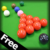 Billiard snooker: master level