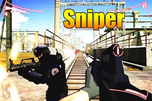 狙擊手射擊契約杀手Sniper Shooter Force