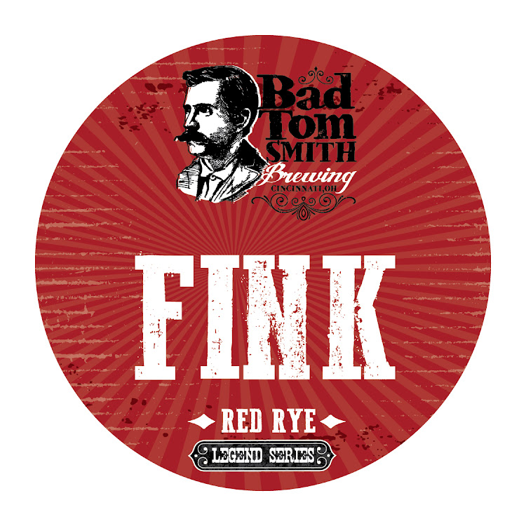 Logo of Bad Tom Smith Fink Red Rye