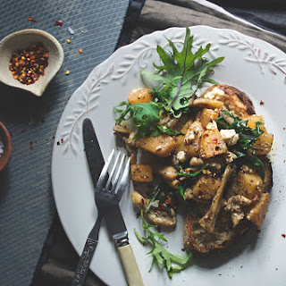 Dried Oyster Mushrooms Recipes