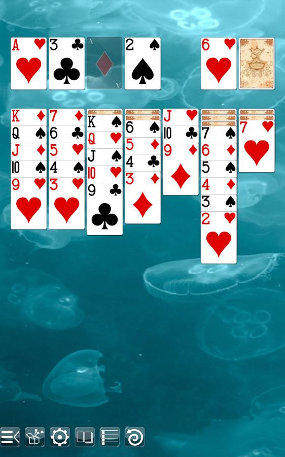 gratis kartenspiel solitär