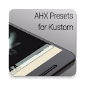 AHX Presets for Kustom / KLWP icon