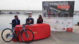 La carrera se presentó en el Puerto de Carboneras.