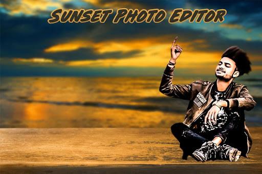 Sunset Photo Editor screenshot 8
