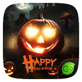 Happy Halloween GO Keyboard Theme