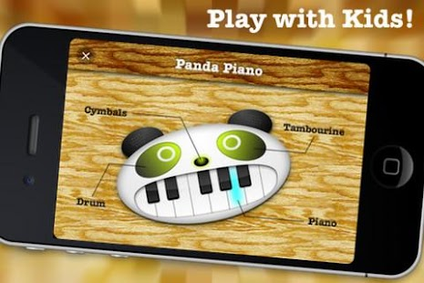Panda Piano- screenshot thumbnail