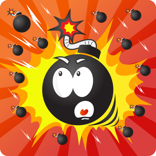 Bomb Rain – Tap Reflex Game