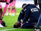 Charleroi komt met update over blessure Ken Nkuba