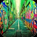 Grafitti Street Art Designs icon