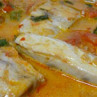 Thai Mahi-Mahi with Red Curry