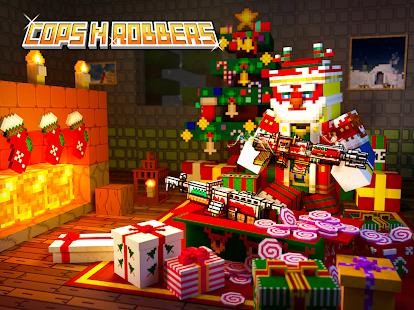 Cops N Robbers – FPS Mini Game 10