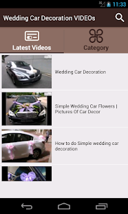 Wedding car decoration videos android apps on google play wedding car decoration videos screenshot thumbnail wedding car decoration videos screenshot thumbnail junglespirit Choice Image