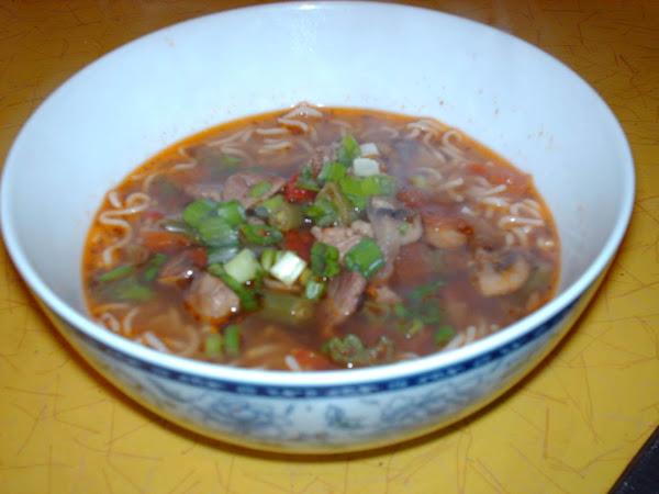 Italian Asian Soup Recipe