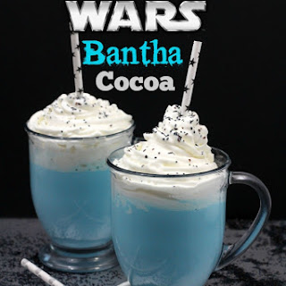 STAR WARS Bantha Cocoa Recipe