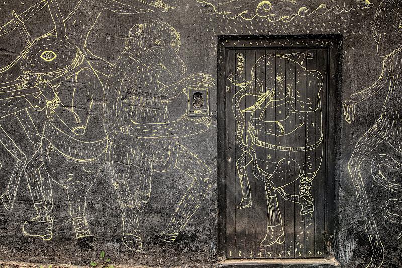 Murale di NickAdami