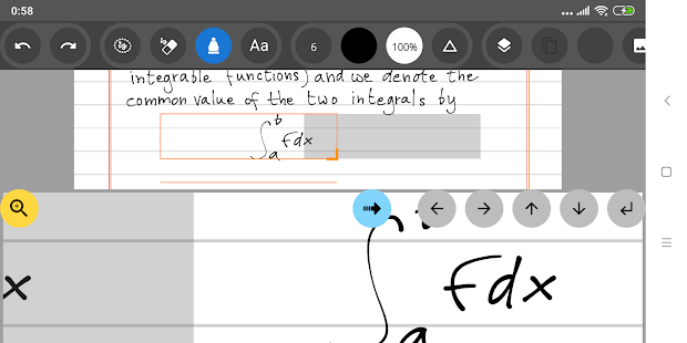 Ink&Paper Handwrite PDF Notes Screenshot