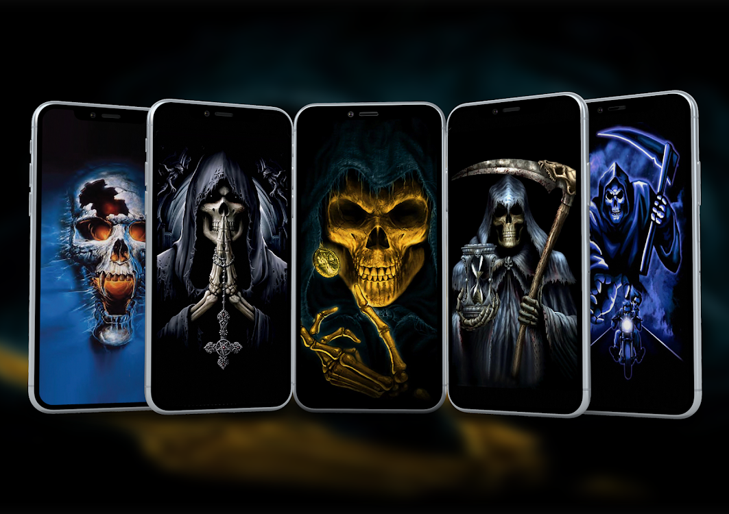 Grim Reaper Wallpapers Android Apps Appagg