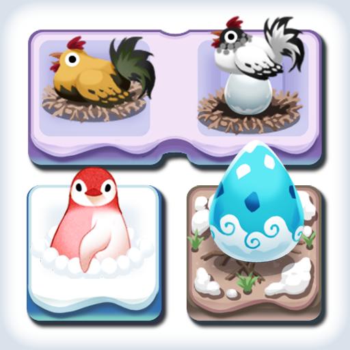 ペンギンパズル【ペンギン大収穫】~パズルゲーム~ 解謎 App LOGO-硬是要APP