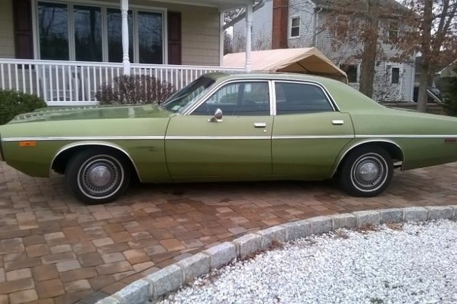 1972 Dodge Coronet Hire New Jersey