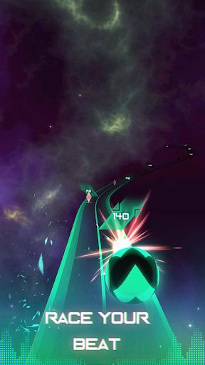Infinity Run: Rush Balls On Rhythm Roller Coaster cheat screenshots 4
