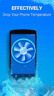 Cooling Master - Phone Cooler Free, CPU better Screenshot
