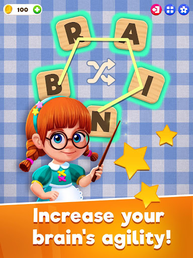 Word Sauce: Free Word Connect Puzzle screenshots 7