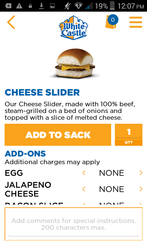 Now you can act the moment the Crave strikes. Order on the go anywhere, anytime with the official White Castle app (and cue the high-fives from your hungry crew)/5(K).