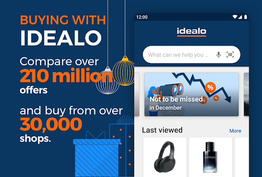 idealo - Price Comparison & Mobile Shopping App screenshots 1