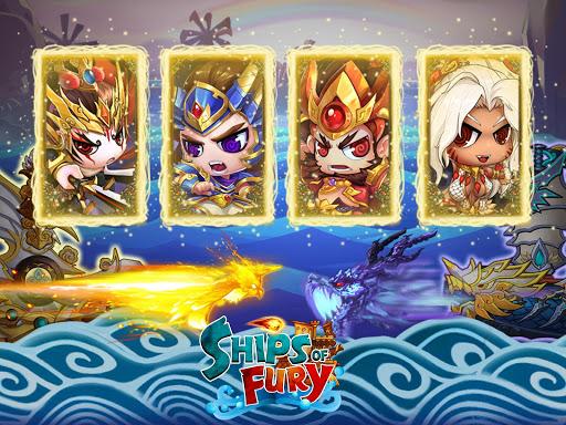 Ships of Fury