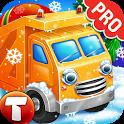 Kids vehicles in sandbox PRO icon