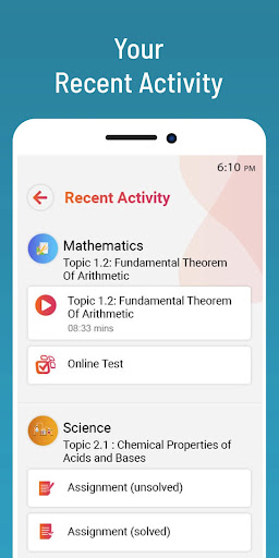 Bright Tutee :Learning & Study App for Class 9 &10 screenshot 16