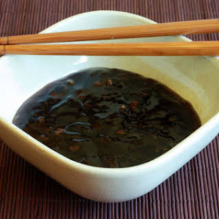 Homemade Teriyaki Sauce.