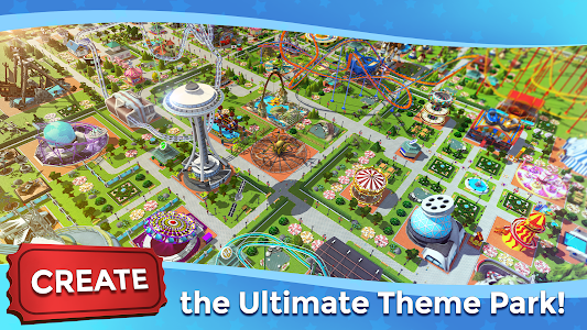 RollerCoaster Tycoon Touch - Build your Theme Park 3.2.0 (Mod Money)
