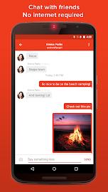 FireChat Screenshot 2