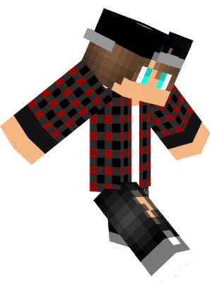 Hi! I really wanted to start making skins, so this is my very first one! If you are reading this, I hope you enjoy my skin!