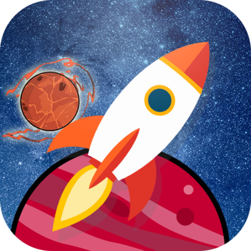 Rotating Rocket