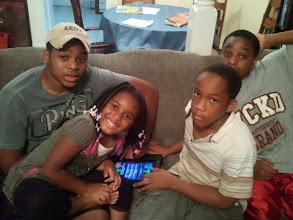 Photo: the kids! 7/25/11