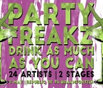 PartyFreakz - 5 May 2018 - Free Booze : Republic of 94