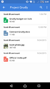 Fleep - Free Team Messenger- screenshot thumbnail