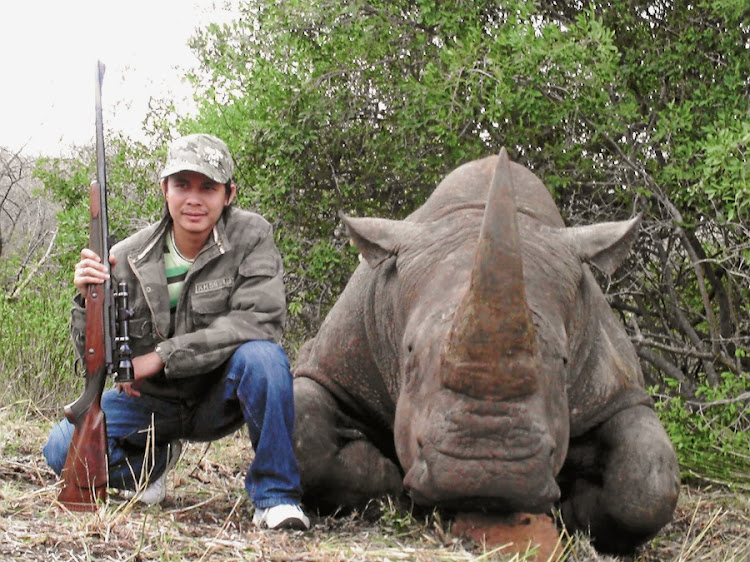 Chu Dang Khoa deported from SA but still in the rhino business. Picture: JULIAN RADEMEYER